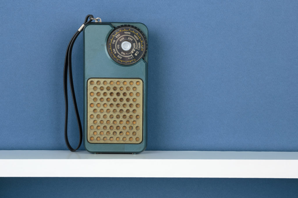The Radio:  How Asking for and Listening to the Story Can Change You